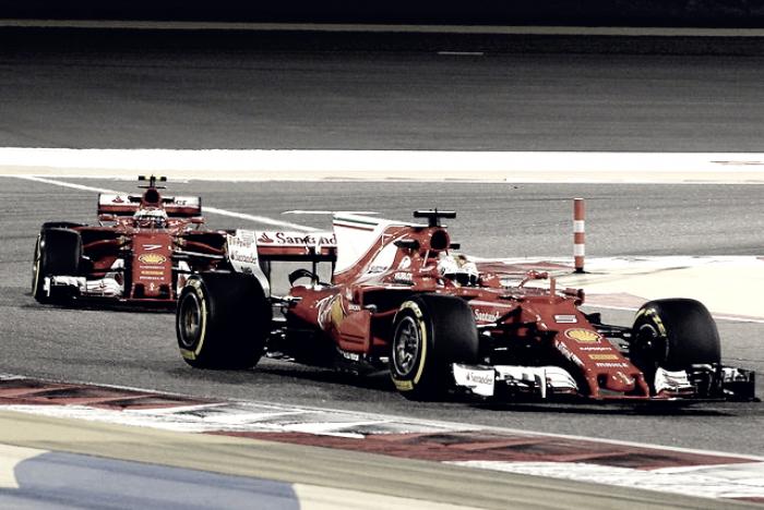 F1, Gp Bahrain - Trionfano Vettel e la Ferrari, alle spalle le Mercedes: le dichiarazioni dei protagonisti sul podio