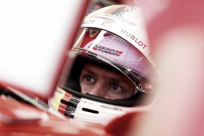 """Sebastian Vettel: """"Un día duro y una carrera dura. No había margen para cometer ningún error"""""""