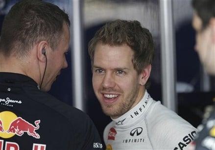 """Vettel: """"Hemos dado un paso adelante, mañana sabremos donde estamos realmente"""""""