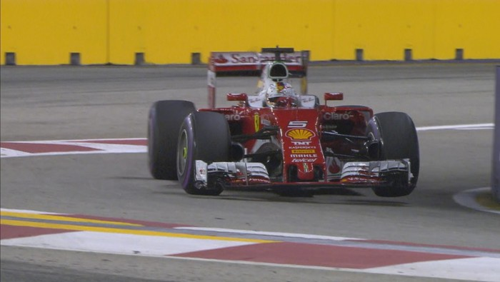 Singapore, la Ferrari dei rimpianti