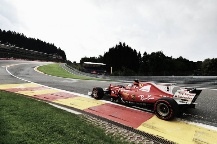 Shell, la clave de la mejora de Ferrari