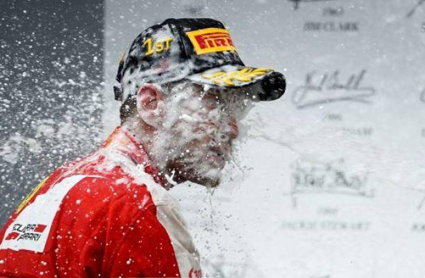 Lampo Rosso in Malesia: Vettel riaccende i cuori Ferrari