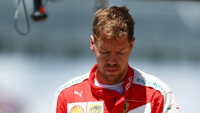 Ferrari, caos calmo