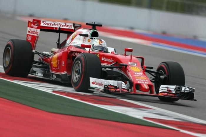 FP1 Spagna, Ferrari davanti