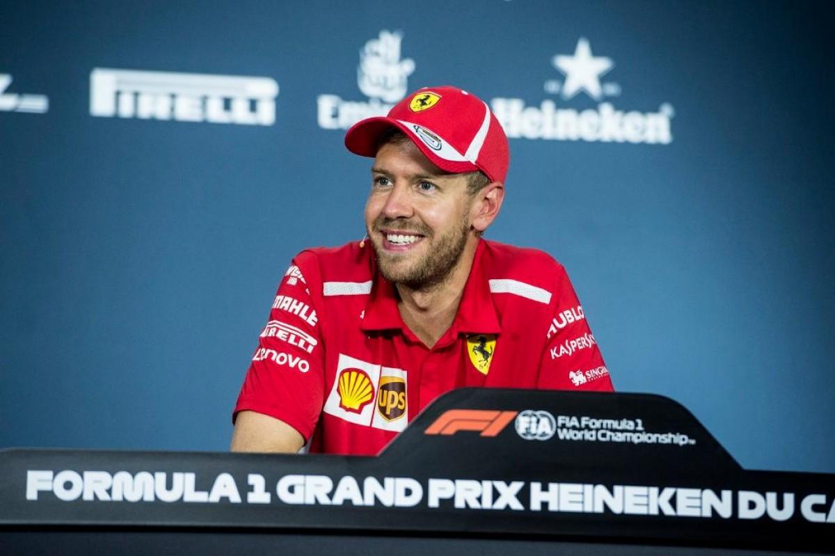 Si scrive Vettel, si legge furia