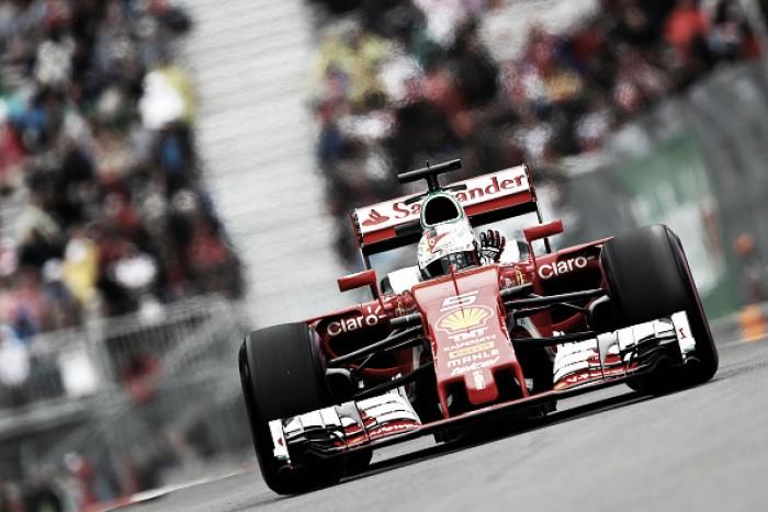 Sebastian Vettel lidera último treino livre para GP do Canadá