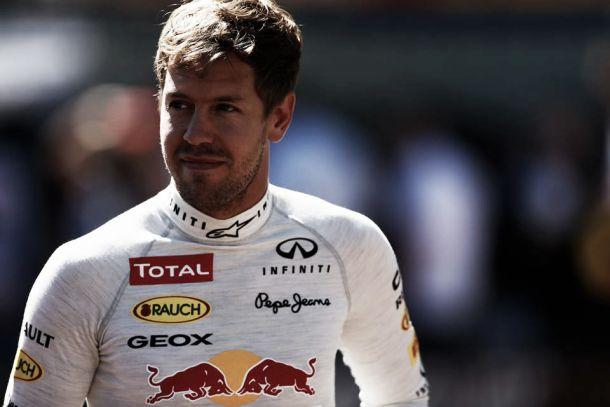 Sebastian Vettel: o caçador de recordes fez a sua 100ª corrida pela Red Bull