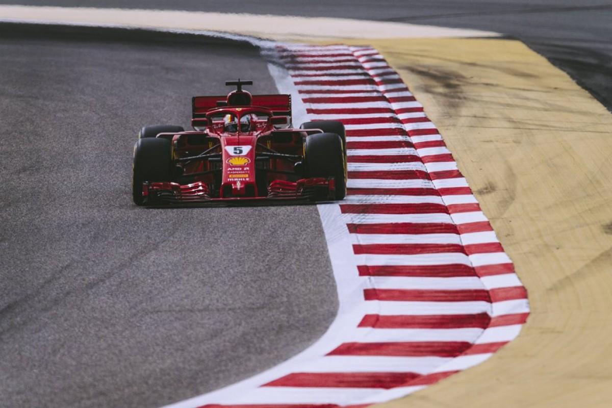 """F1, Gp del Bahrain - Prove libere, Vettel soddisfatto: """"Buone sensazioni"""""""