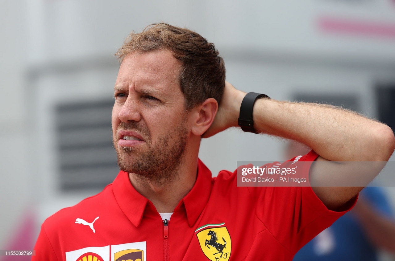 Opinion: Sebastian Vettel is facing his toughest period yet