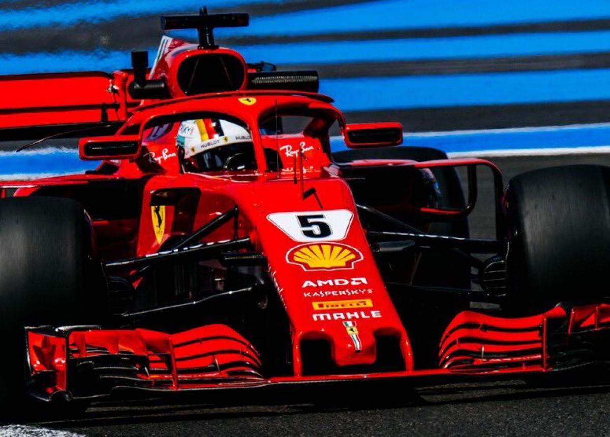 """F1, Gp di Francia - Vettel fa mea culpa: """"Errore mio al via, mi dispiace"""""""