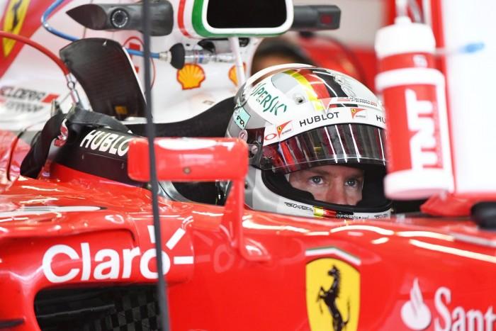Vettel surpreende e desbanca Hamilton na segunda sessão de treinos livres no México