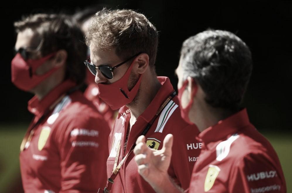 "Vettel: ""Nunca hubo una oferta sobre la mesa"""