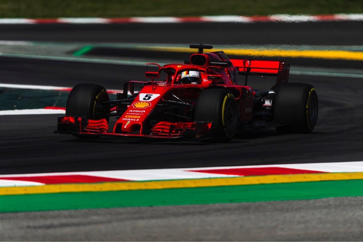 F1, Gp di Spagna - Per la Ferrari un venerdì in chiaroscuro. Le parole di Vettel e Raikkonen