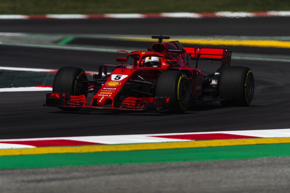Formula 1 Spagna, Raikkonen deluso e staccato in classifica