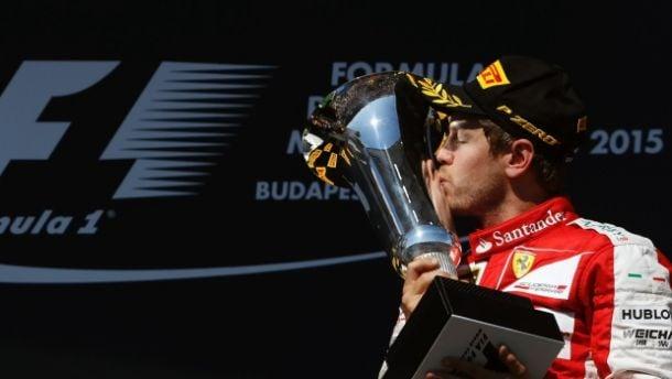 Gp di Ungheria, Vettel imperiale a Budapest