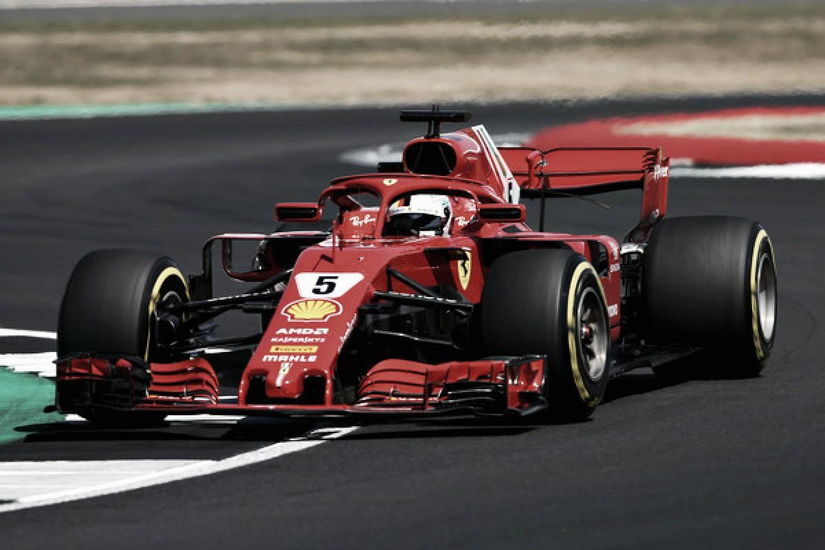 "Christian Horner: ""Ferrari es actualmente el punto de referencia"""