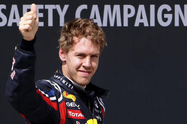 """Vettel: """"El mantenimiento de las ruedas será crucial"""""""
