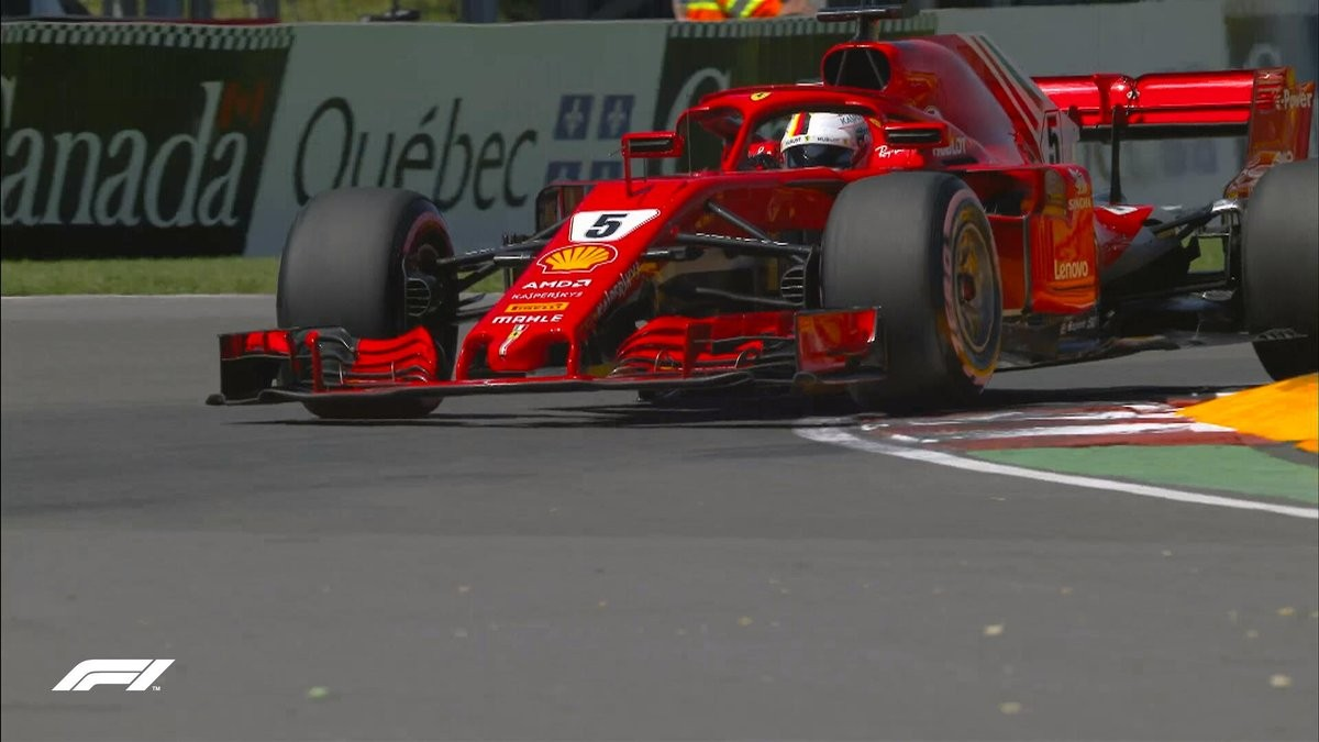 Formula 1 - Qualifiche GP Canada: Colpo grosso Vettel! Hamilton solo quarto