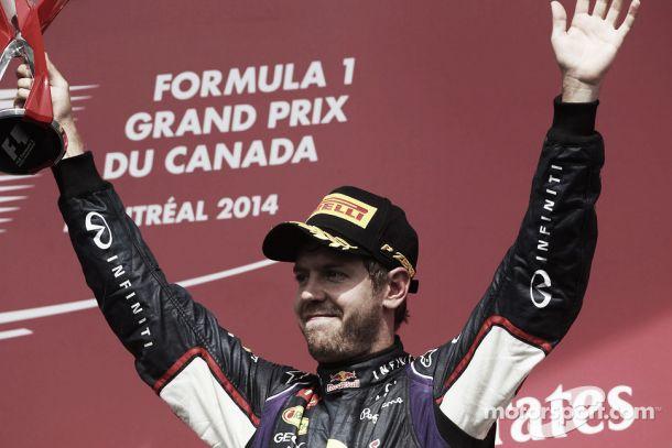 Vettel fica na Red Bull por Newey