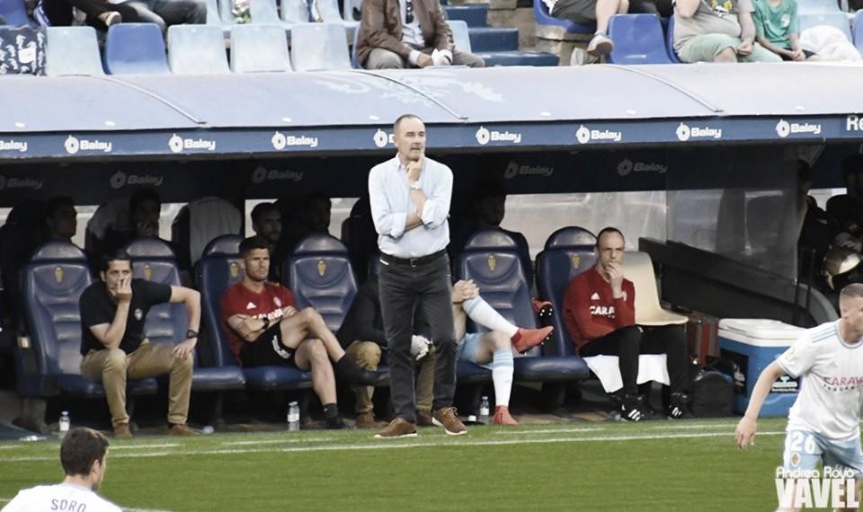 """Víctor Fernández: """"Va a ser difícil tumbarnos, porque no nos rendimos"""""""