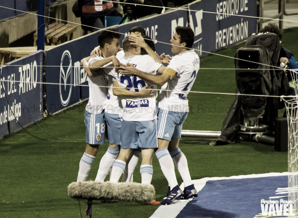 Tres puntos y aire fresco para el Real Zaragoza