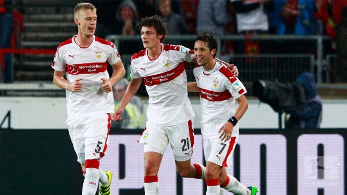 VfB Stuttgart 4-0 SpVgg Greuther Fürth: Superb start in Stuttgart for Wolf, Mané and Pavard