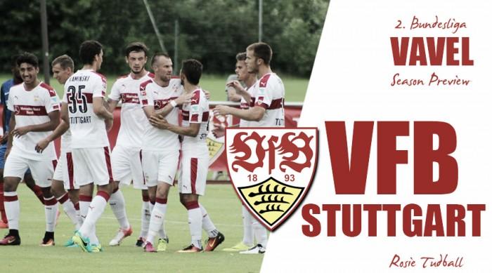 VfB Stuttgart - 2. Bundesliga 2016-17 Season Preview: Luhukay looking to send Swabians straight back to the Bundesliga