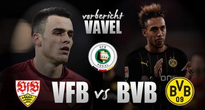 VfB Stuttgart - Borussia Dortmund: Kein David gegen Goliath