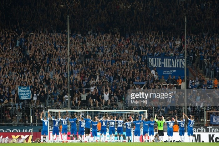 VfL Bochum 5-4 1. FC Nürnberg: Mlapa brace gives Bochum hard-fought win