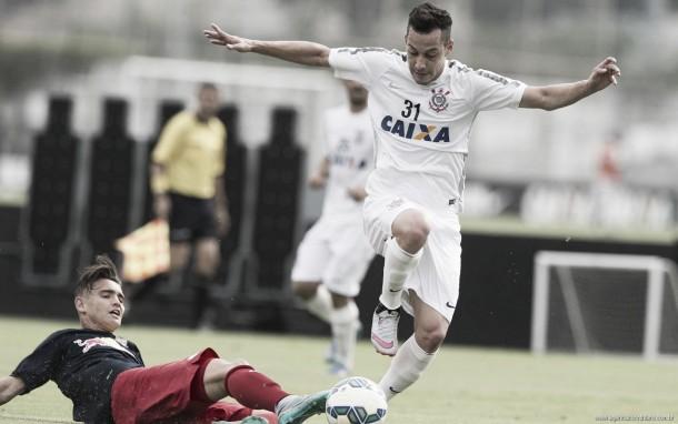 Em jogo-treino com reservas, Corinthians apenas empata contra Red Bull Brasil