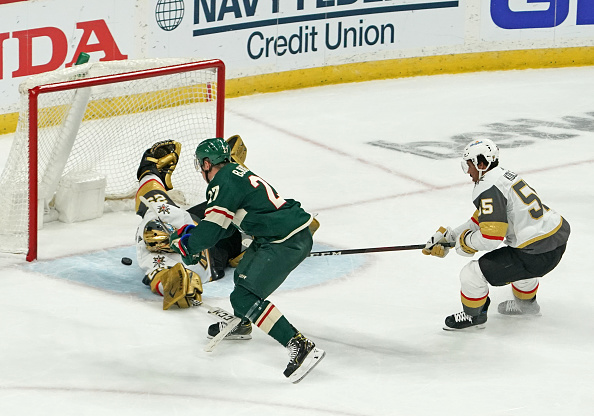 Wild force Game 7 against Vegas