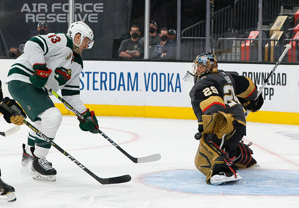 Vegas Golden Knights looking for the series lead in game 3