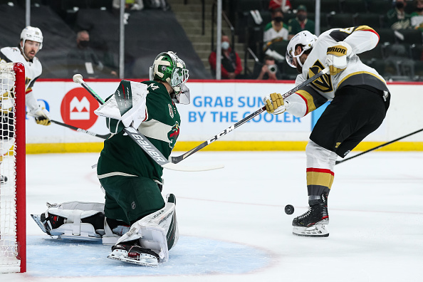 Vegas dominates Minnesota in Game 4 to put them on the brink