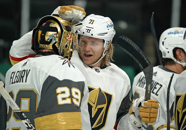Vegas comes back to win Game 3 against Minnesota