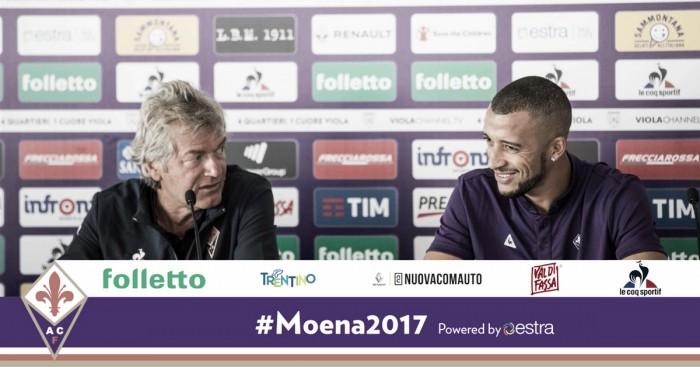 'Inspirado em Miranda', Vitor Hugo é apresentado na Fiorentina