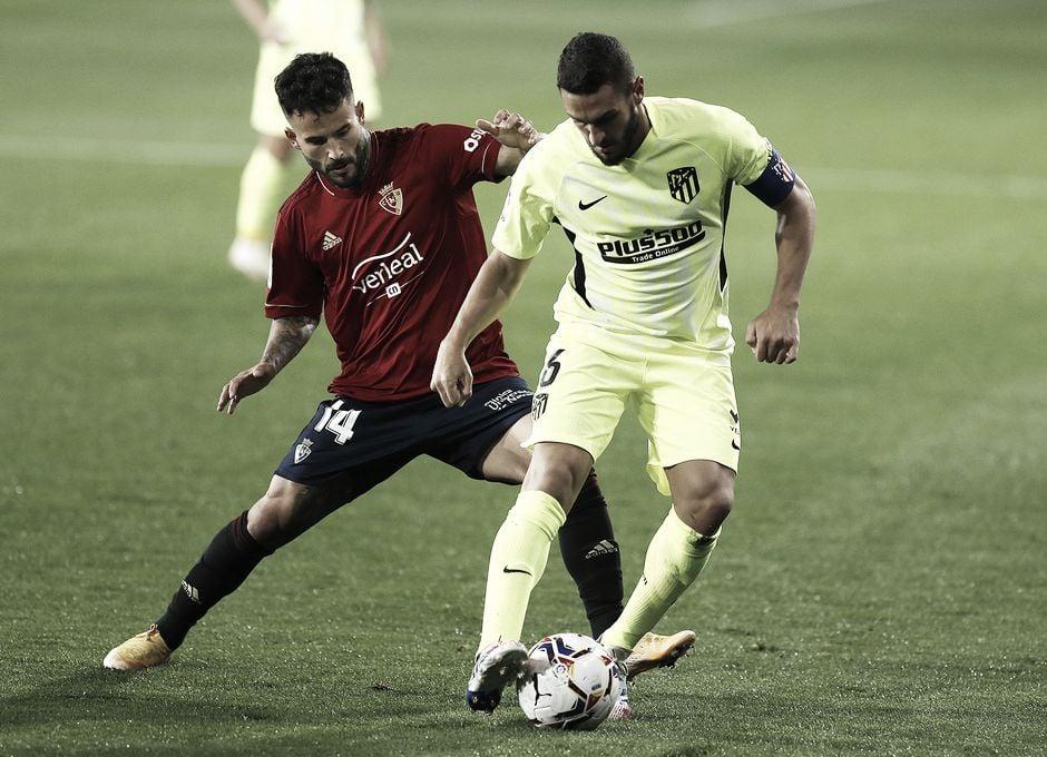 Previa Atlético de Madrid vs CA Osasuna: una nueva final