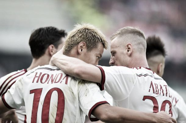 AC Milan v Fiorentina Text Commentary and Score of Serie A Results