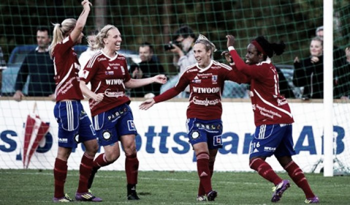 Damallsvenskan - Week 14 Preview: intriguing story lines at the top and the bottom in Sweden
