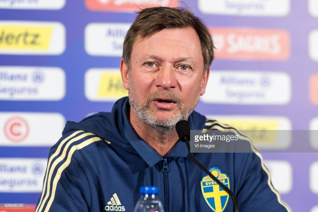 Peter Gerhardsson on his first year in charge of Sweden