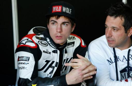 """Viñales: """"Ha ido bastante bien por todo lo trabajado, tenemos que trabajar más con la moto y neumáticos"""""""