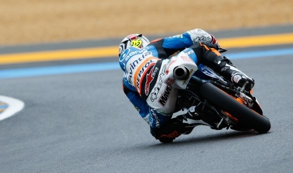 Maverick Viñales consigue su primera pole en Moto3