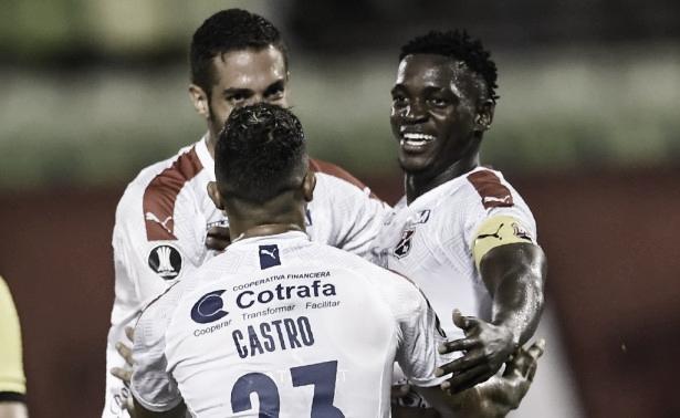 Independiente Medellín y su primera victoria en la Copa Libertadores