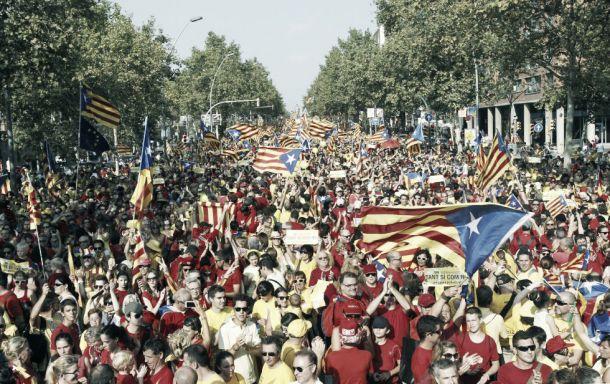 Cataluña se moviliza