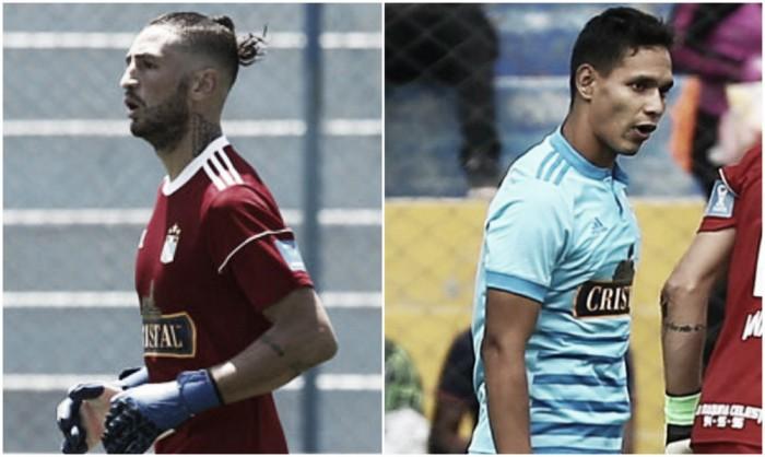 Mauricio Viana y Renzo Garcés envueltos en escándalo de doping — Sporting Cristal