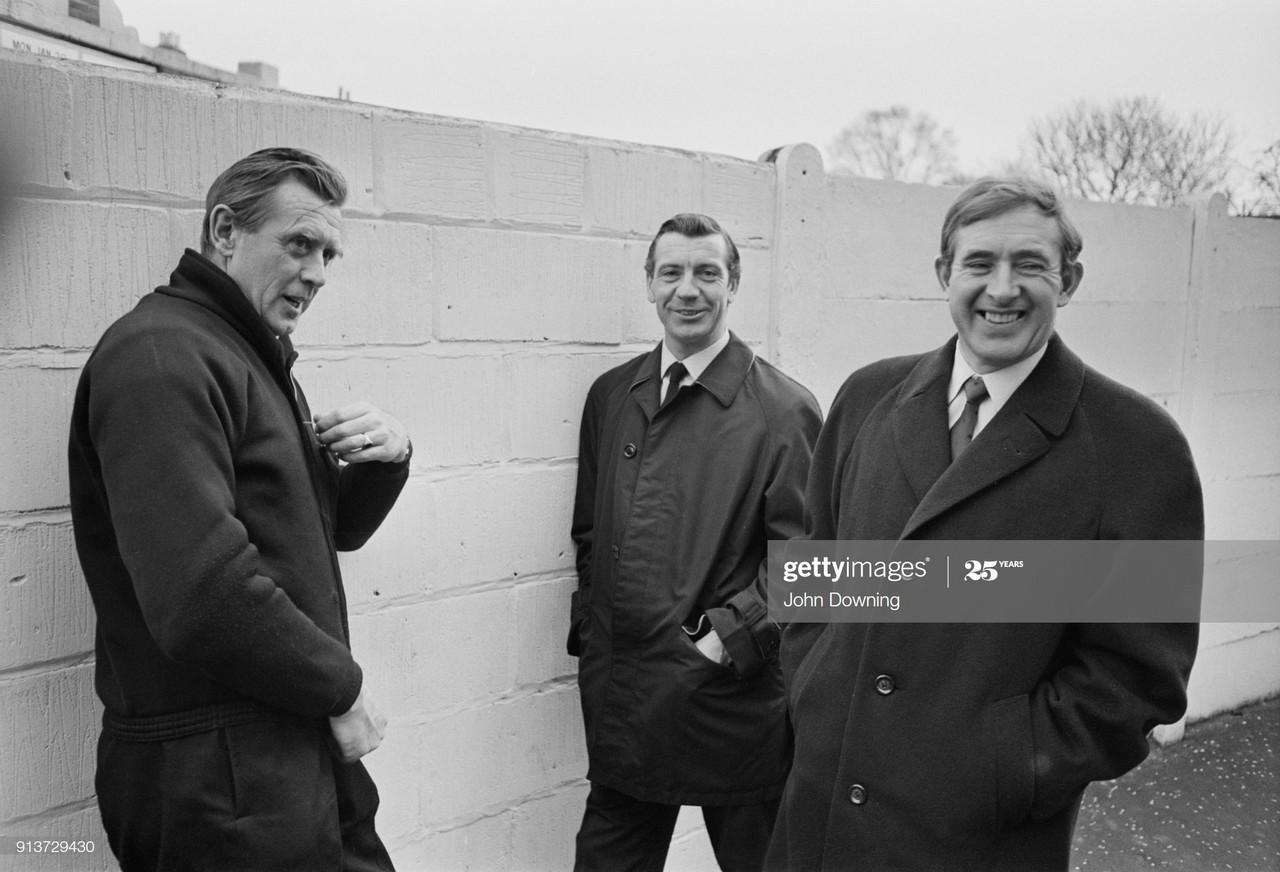 The trio from Tottenham Hotspur who pioneered modern football tactics
