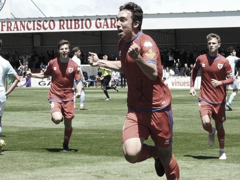 Javier Vicario, pretendido por el Real Madrid, recala en el filial de la AS Roma