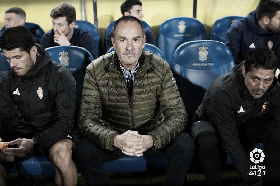 """Víctor Fernández: """"Hasta que las matemáticas digan lo contrario, lucharemos por entrar en playoff"""""""
