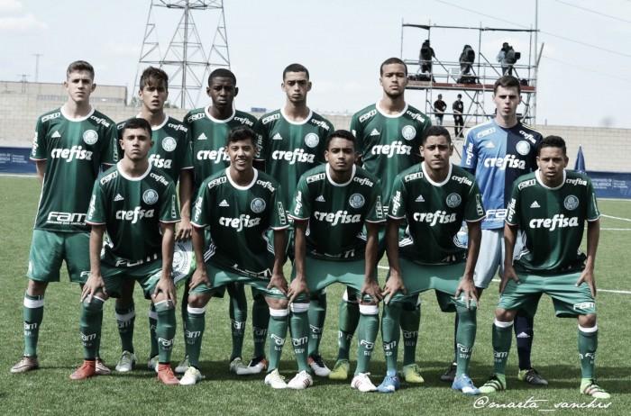 Goleiro se destaca, mas Palmeiras perde nos pênaltis para Real Madrid e é vice no Mundial Sub-17