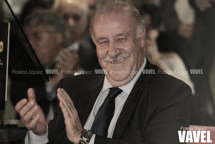 """Vicente del Bosque: """"Confío en que el Real Ma ..."""