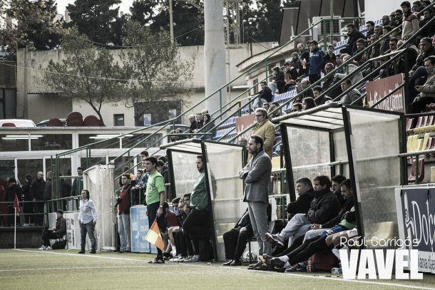"""Vicente Moreno: """"Tiene que valorarse el punto, queda una jornada menos"""""""